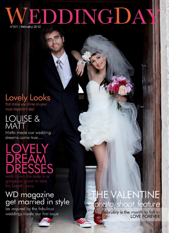 Weddingday Malta 1st Issue By Weddingday Magazine Issuu