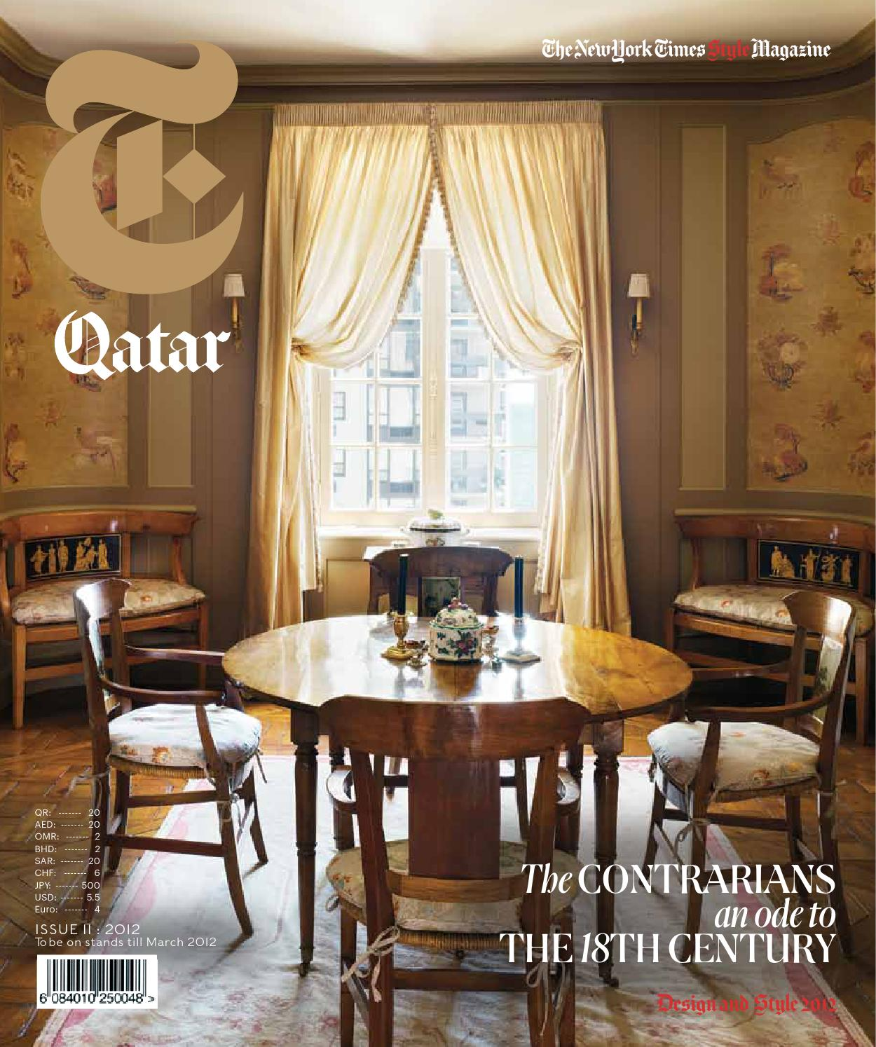 T Qatar Issue 11 By Oryx Group Of Magazines