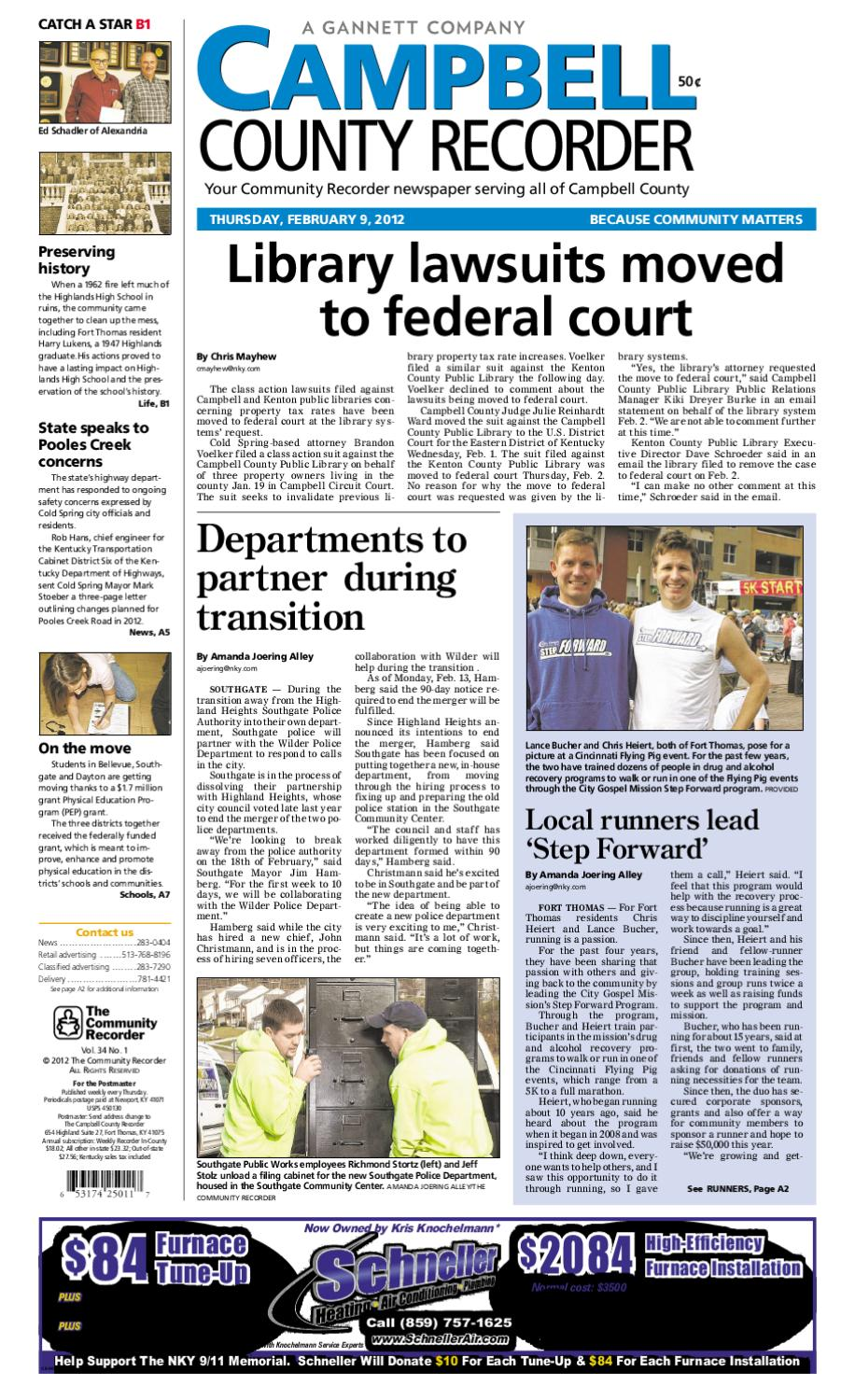 campbell-county-recorder-020912 by Enquirer Media - issuu