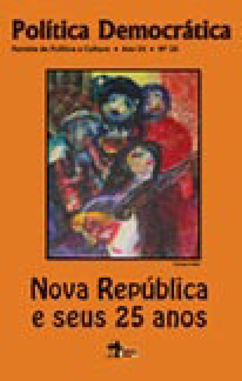 a2d683a40f N° 26 - Nova República e seus 25 anos by Revista Política Democrática -  issuu