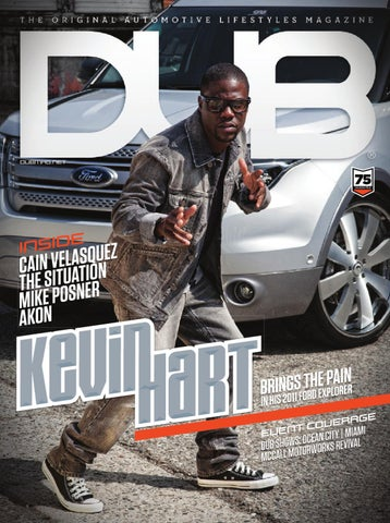DUB Magazine Issue 75 By