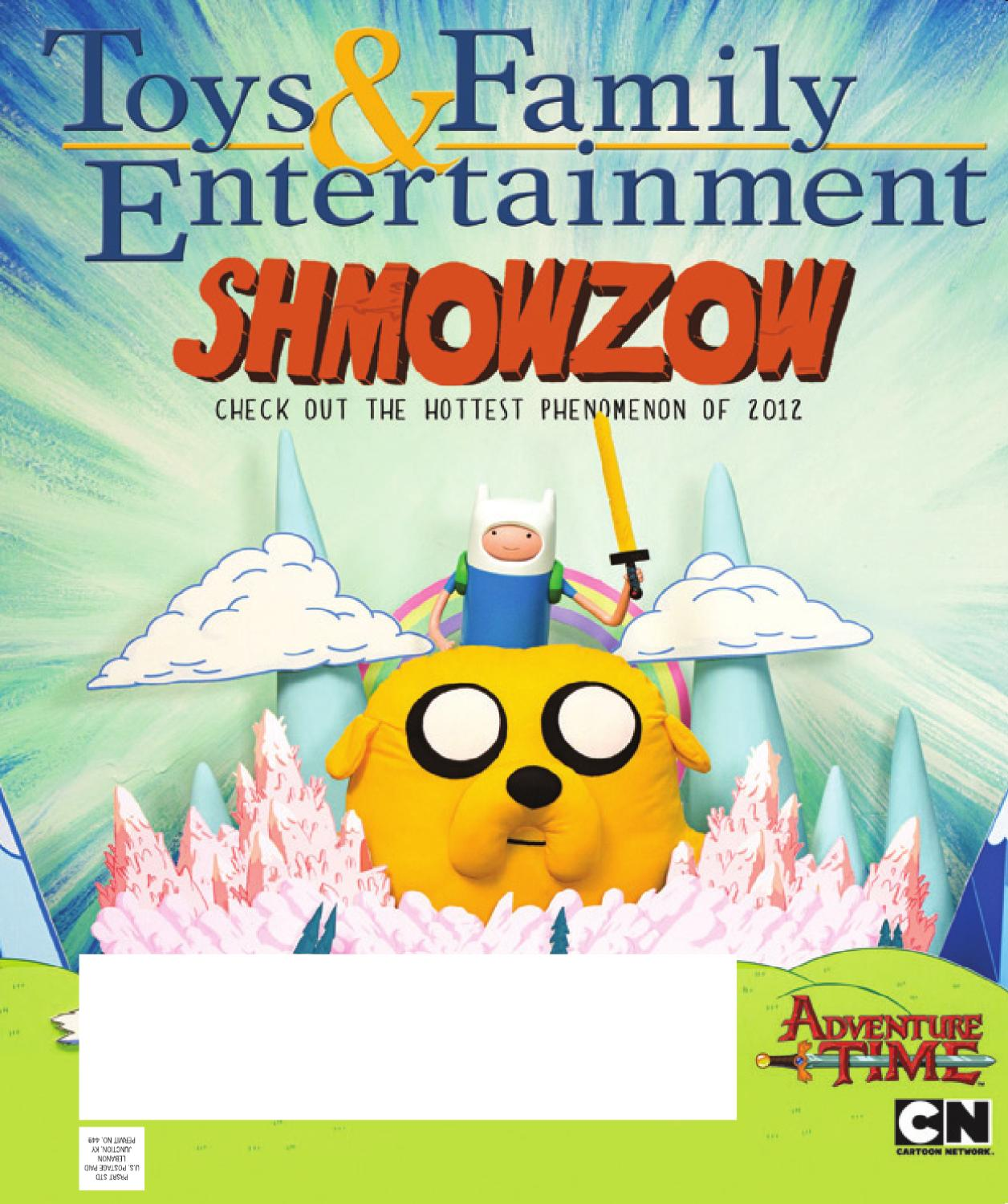 Toys Family Entertainment February 2012 By Anb Media Issuu
