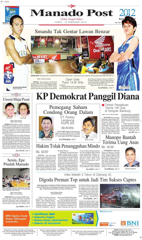 Manado Post By Issuu Produk Ukm Bumn Barbekyu Kelitik Surabaya