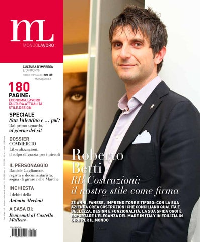 7d7f41876a78 ML Magazine - Issue 1 XIX - Feb by Marco Palumbo - issuu