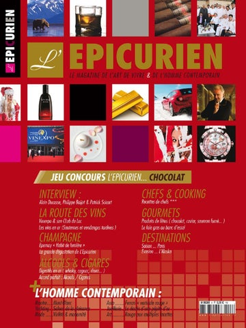 ece4d77e242686 L EPICURIEN magazine 108 by Tony Barusta - issuu