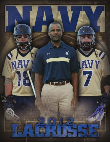 2012 Men s Lacrosse Guide by Naval Academy Athletic Association - issuu 81e8b320a