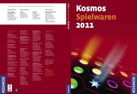 Kosmos katalog 2011 by fischertechnik friend issuu
