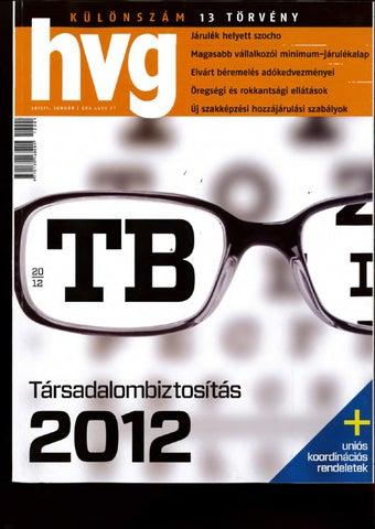 hvg tb 2012 by boldogpeace by Peace Boldog - issuu 0564296229