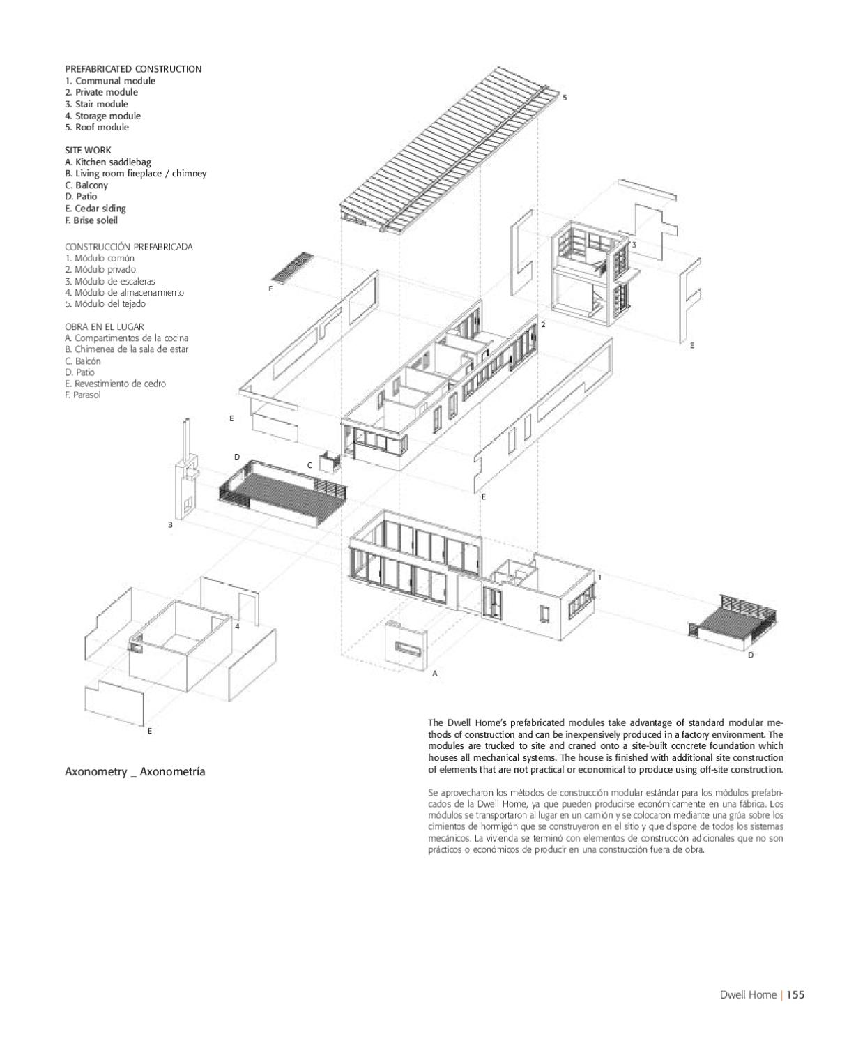 Contemporary Green Prefab Industrialized Kit Architecture By Monsa Publications Issuu