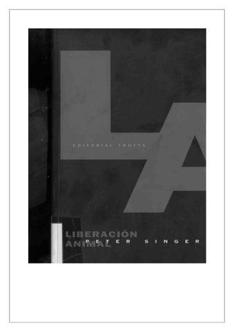 Liberacion Animal by am@yodi@ zine - issuu
