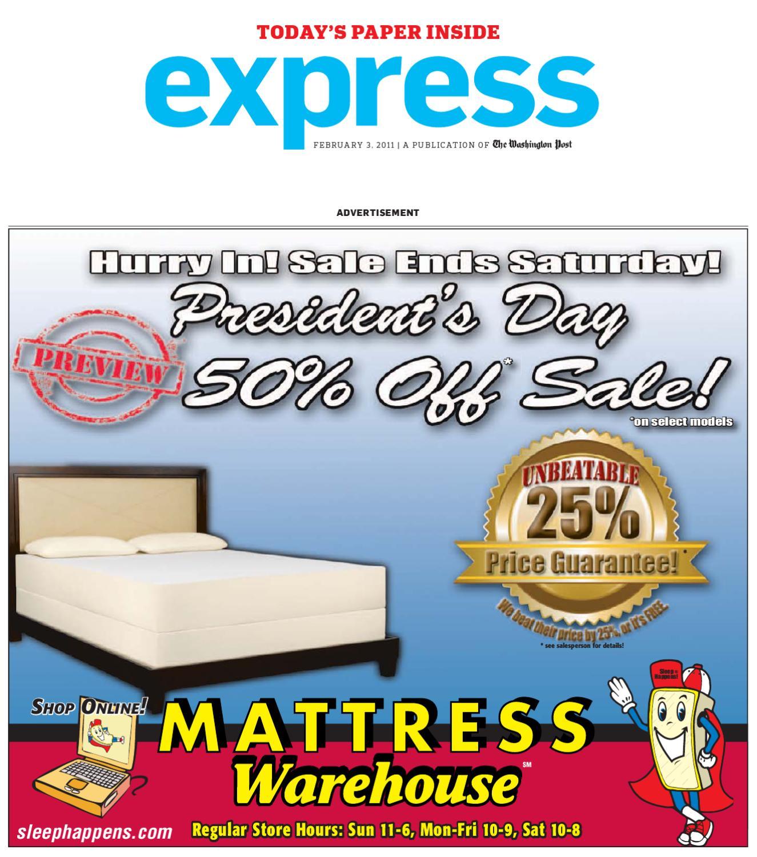 df2063de98b8d4 EXPRESS 02032011 by Express - issuu