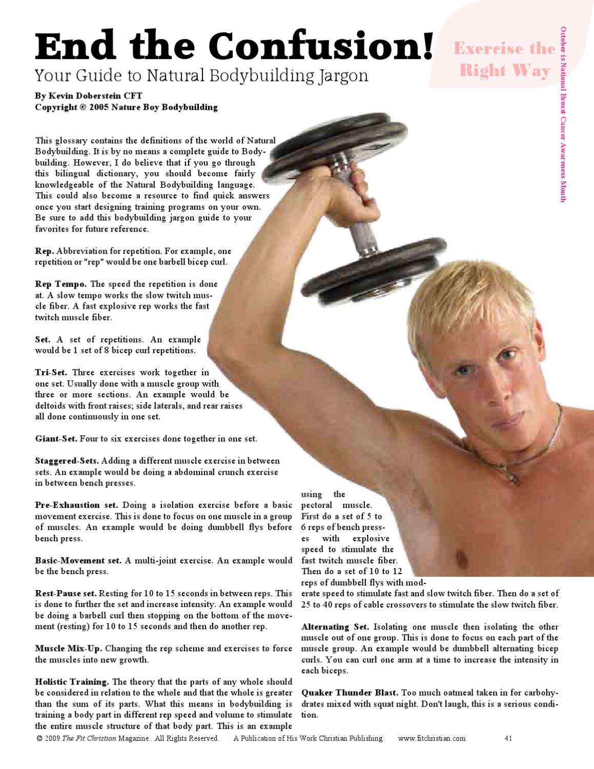 The Fit Christian Sep/Oct 2009 by His Work Christian