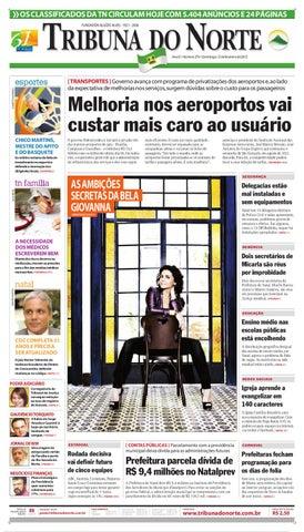 5946eb10b7 Tribuna do Norte - 12 02 2012 by Empresa Jornalística Tribuna do ...