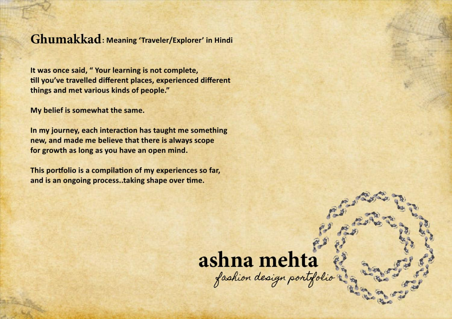 Meaning Of Ashna
