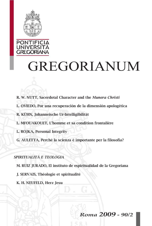 2 -2009 by GBPress.net Gregorian&Biblical Press - Gregorian University  Bookshop - issuu