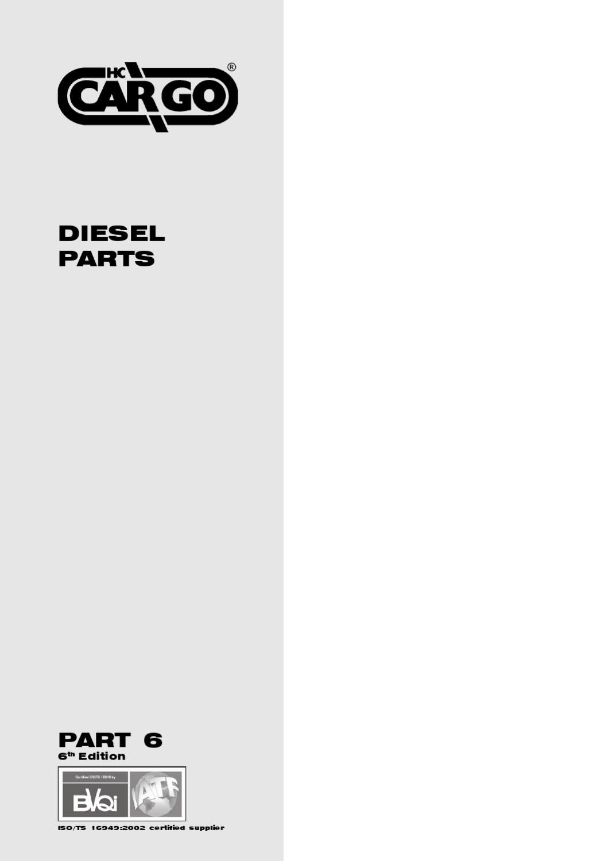 Cargo diesel parts 6 by Volt Shop - issuu