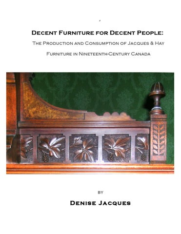 Decent Furniture For People By
