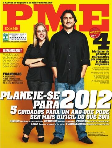 13cae0901c8 Edição 44 da Revista Exame PME by Revista EXAME - issuu