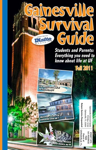 Welcome to gainesville 2019 newcomers guide to alachua county.