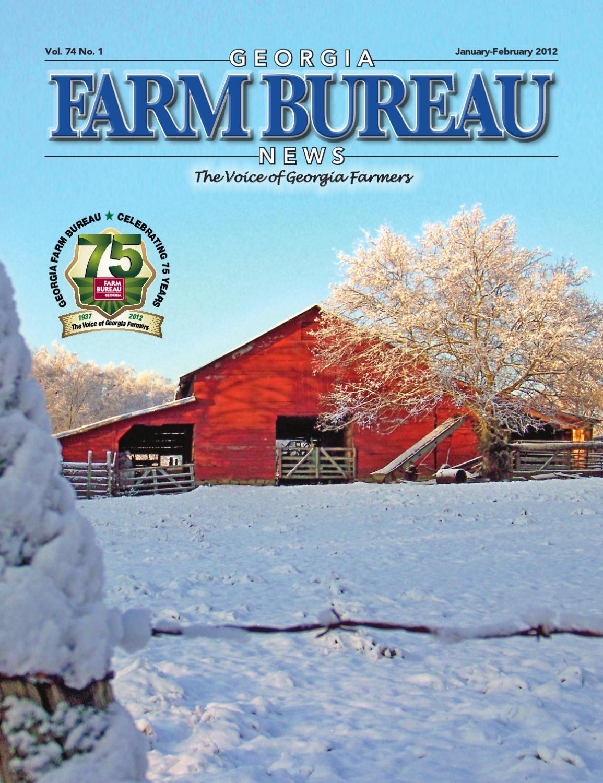 georgia farm bureau 39 s news january february 2012 by georgia farm bureau issuu. Black Bedroom Furniture Sets. Home Design Ideas