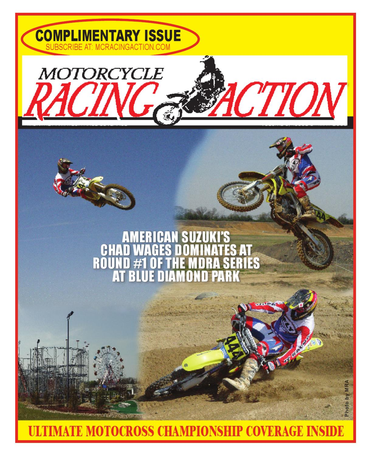 mra may 2005 by motorcycle racing action issuu