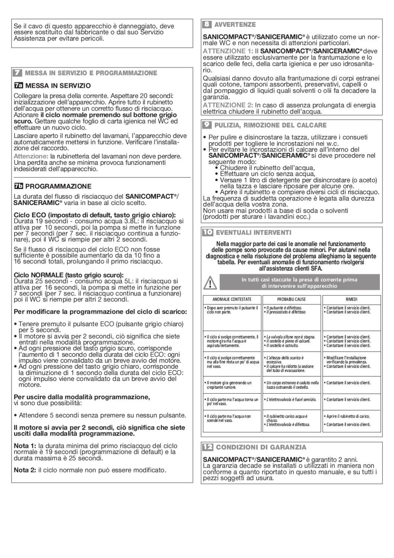 Incrostazioni Di Calcare Nel Wc sanicompact c43 sfa instrukcja instalacji e-millennium.eu by