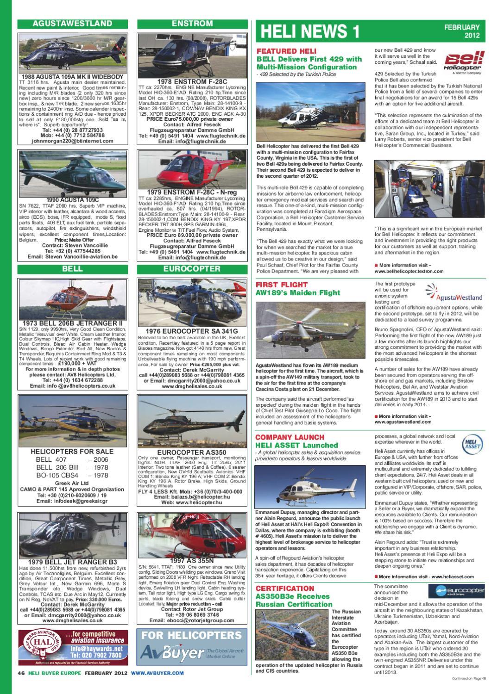 GABuyer Europe Magazine Feb-12 by AvBuyer Ltd  - issuu