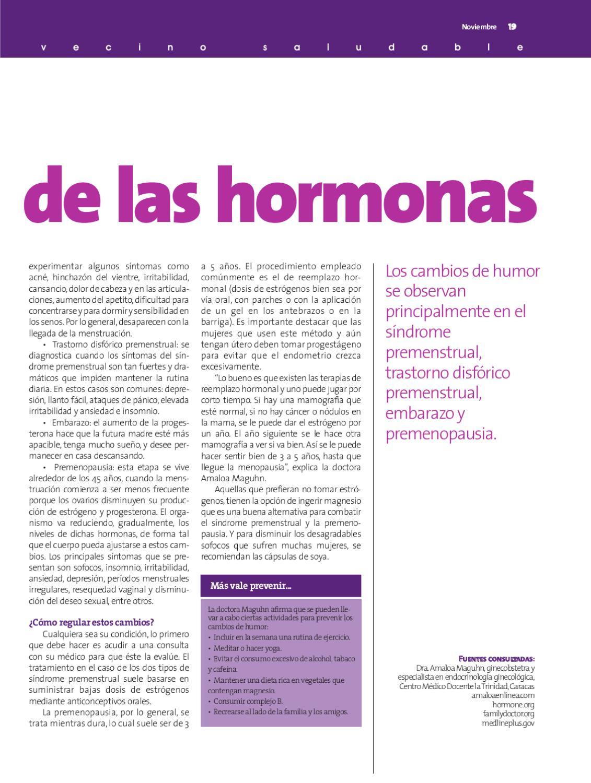 Sintomas premenstruales o embarazo ginecologia