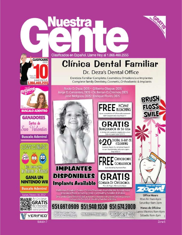 Nuestra Gente Edicion 7 zona 6 by Nuestra Gente - issuu