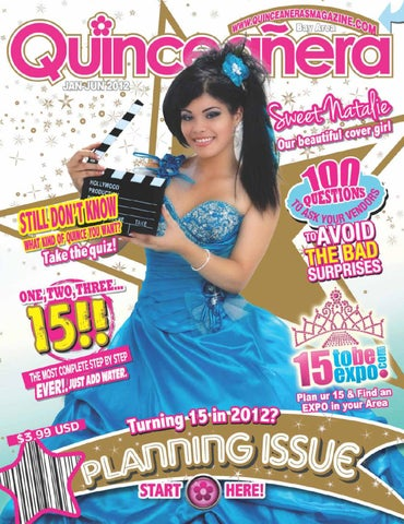 a001a19beb Quinceanera Magazine Bay Area jan 2012 by Quinceañera Magazine - issuu