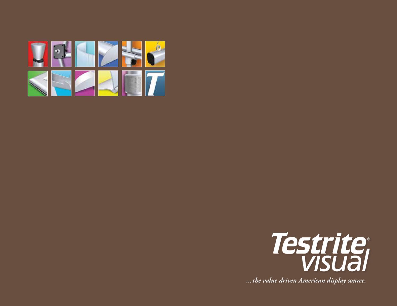JN4 TESTRITE JN4 Jumbo Large Format Banner Stand 30-48 Silver