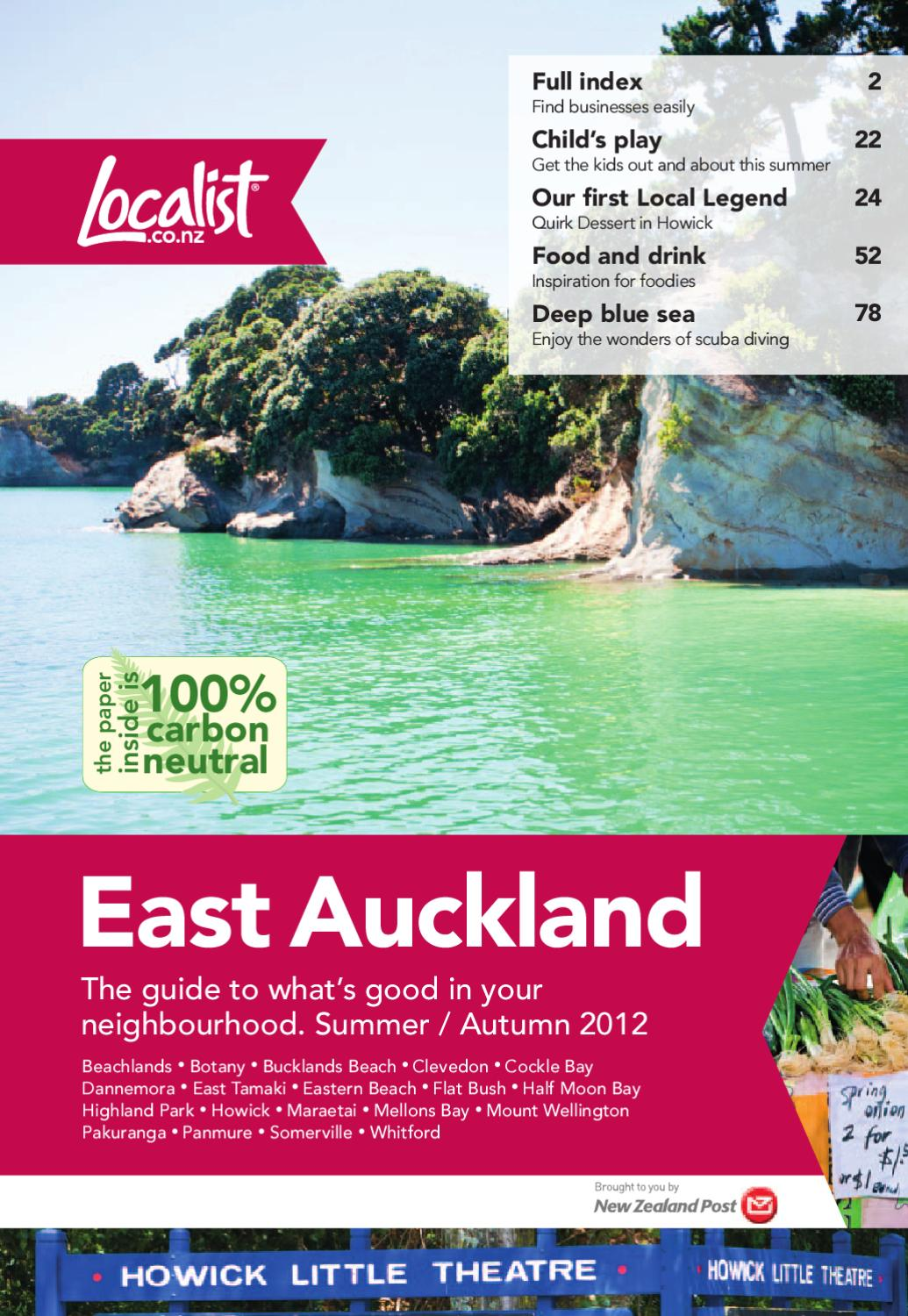 8df3a7d328665a Auckland East - Summer Autumn 2012 by Dave Cooper - issuu