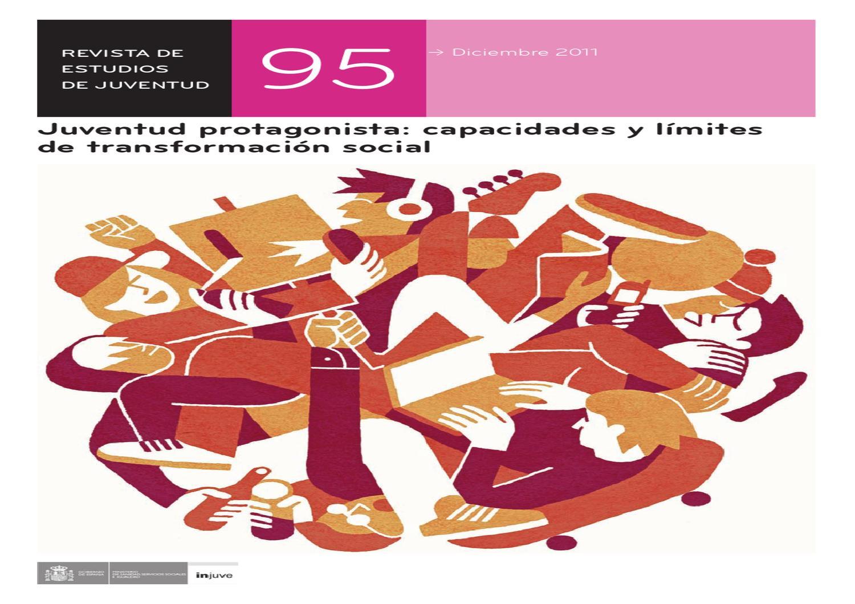 Revista de Estudios de Juventud. Nº 95.Juventud protagonista  capacidades y  transformación social by Instituto de la Juventud de España - issuu 1c6c0bcc48de1