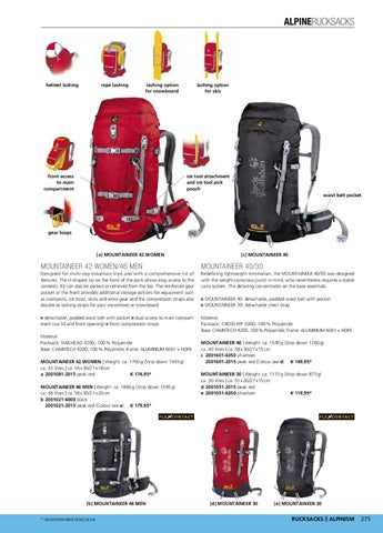 9d60b8a6122 Jack Wolfskin Catalogue Spring/Summer 2012 (EN) by Jack Wolfskin - issuu