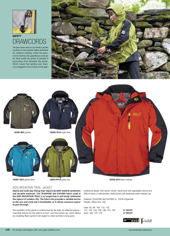 Jack Wolfskin Catalogue SpringSummer 2012 (EN) by Jack