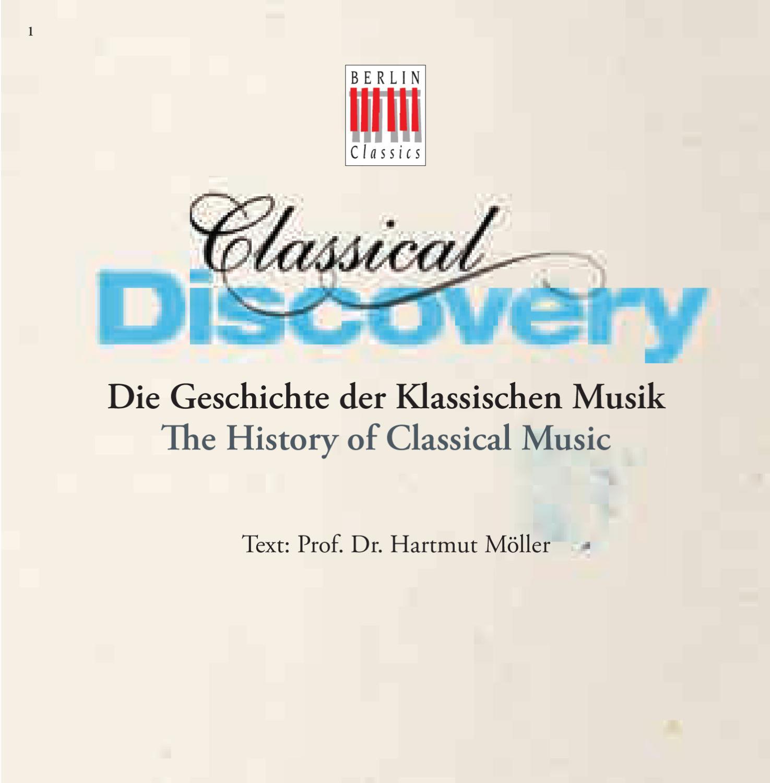 CLASSICAL DISCOVERY - Die Geschichte der Klassischen Musik by Edel ...