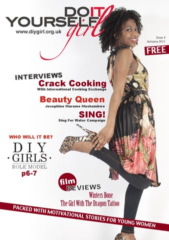 Do it yourself girl magazine issue 4 by do it yourself girl magazine diygirl solutioingenieria Images