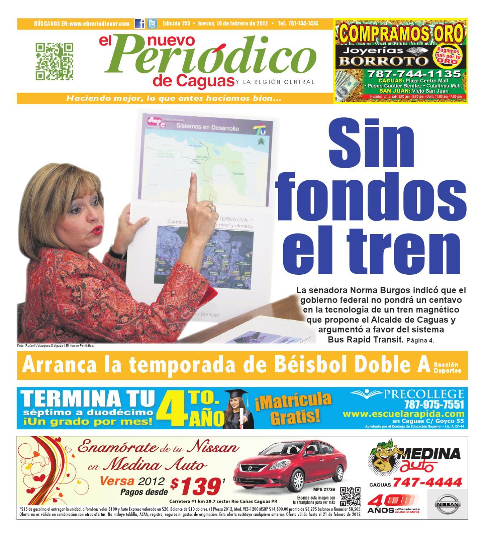 El Nuevo Peri³dico 155 by El Nuevo Periodico de Caguas issuu