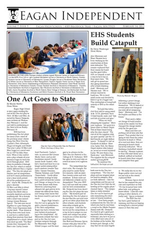 Eagan Independent - February 2012