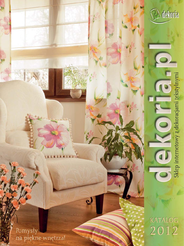 Dekoria Katalog 2012 By Promocyjnipl Issuu