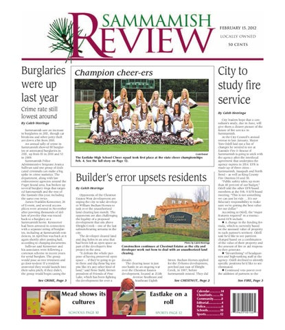 Sammamishreview21512 By The Issaquah Press Issuu