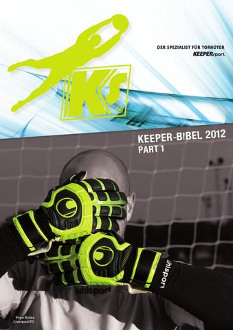 4d05b65b1e35d6 KEEPERsport KEEPER-Bibel 2012