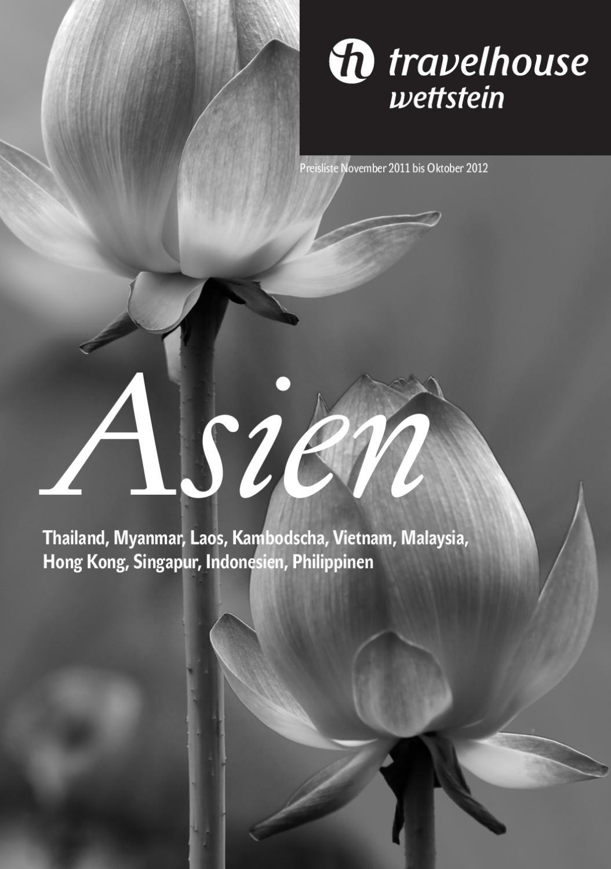 Travelhouse Wettstein Asien Preisliste November 2011 bis Oktober 2012 by  Hotelplan Suisse (MTCH AG) - issuu