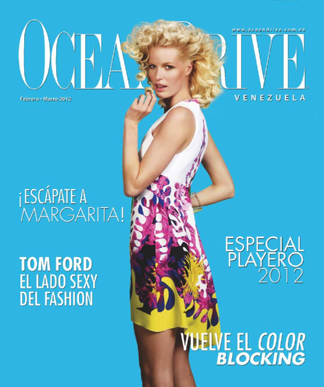 2cead5371f6b ODv Febrero - Marzo 2012 by Grupo Editorial Shop In 98 C.A. - issuu