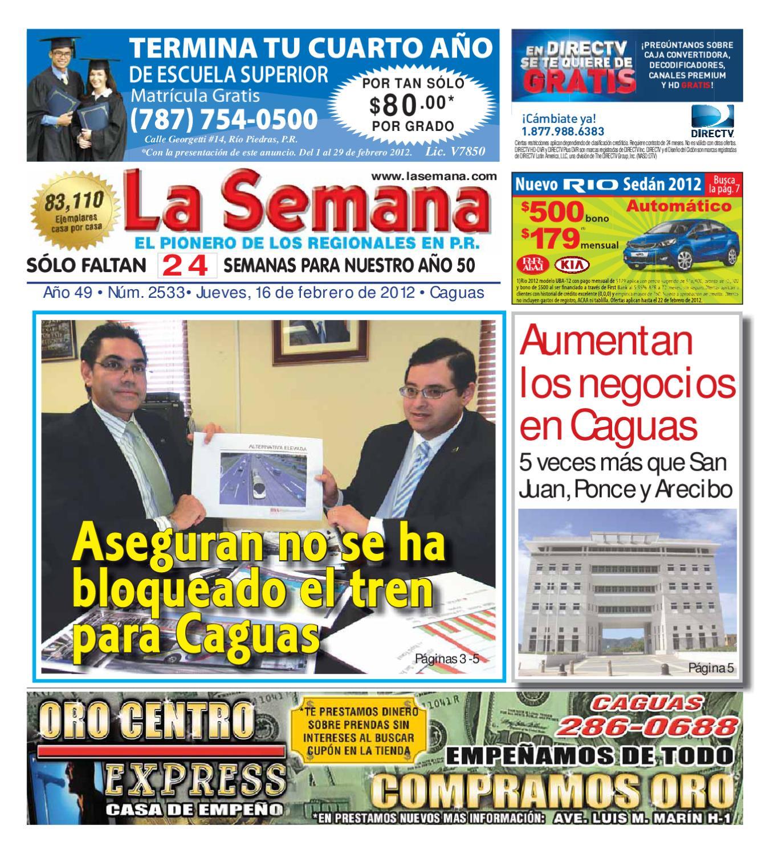 Peri³dico La Semana 2533 by Daniel Aranzamendi issuu