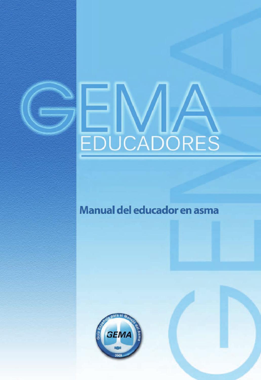 Gema para educadores. Manual del educador en asma by SEPAR - issuu
