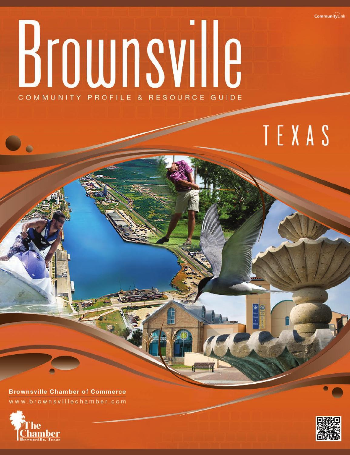 Brownsville, TX 2012 Community Profile and Resource Guide by
