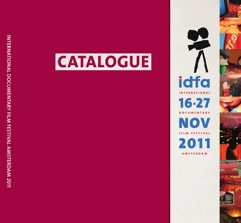 6e34609d2504ea Catalogue IDFA 2011 by IDFA International Documentary Film Festival ...