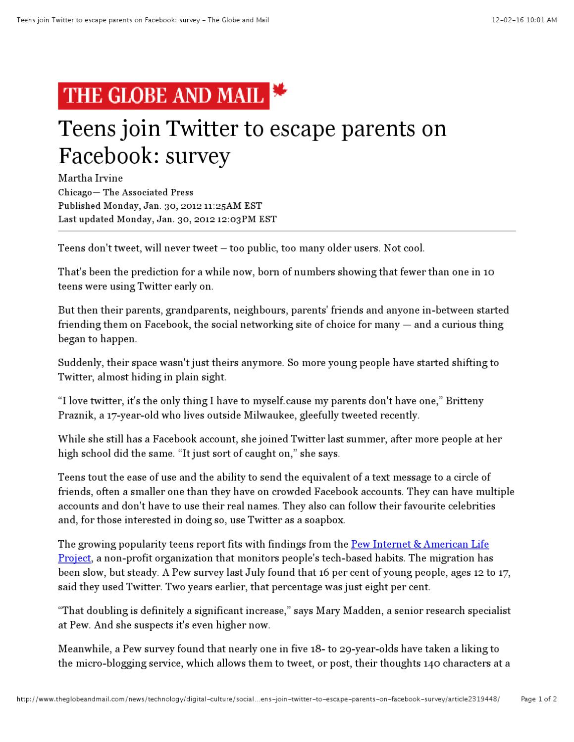 News that teens don tweet picture 129