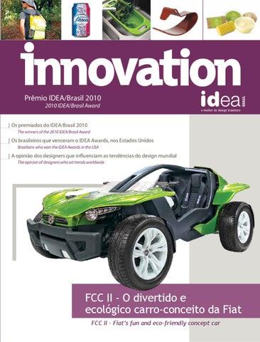 Revista innovation 2010 by objeto brasil issuu page 1 fandeluxe Choice Image